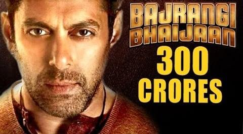Bajrangi Bhaijaan Crosses 300 Crore