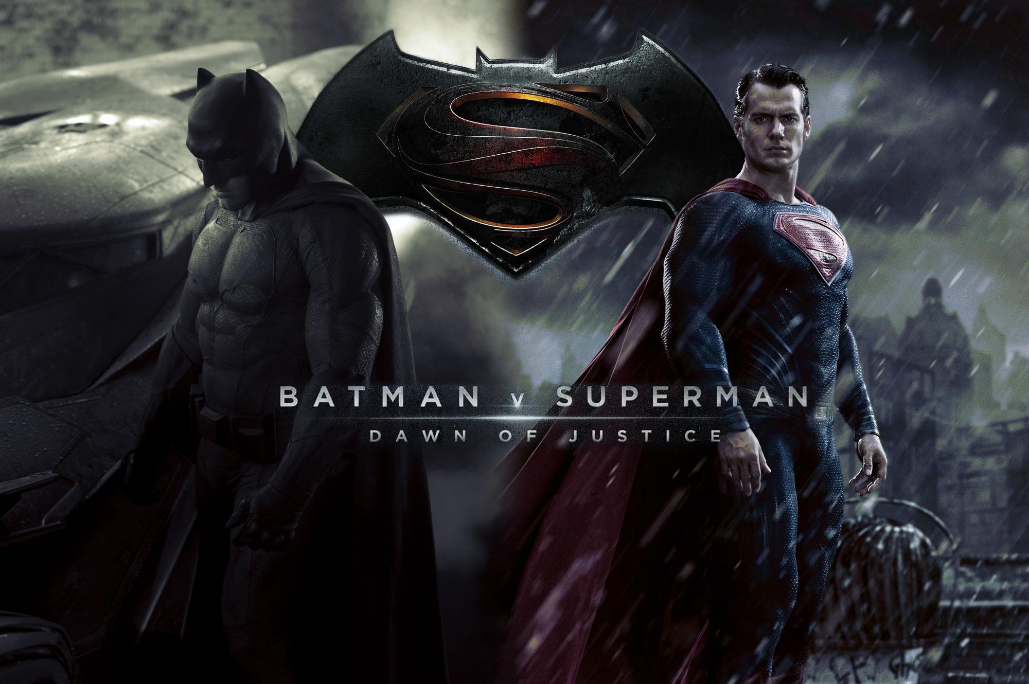 Batman Vs Superman Trailer 2