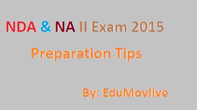 NDA & NA II Exam 2015