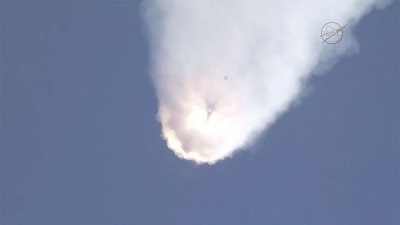 Falcon 9 Launch Failure