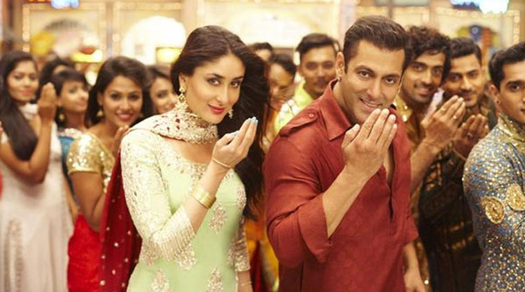 Bajrangi Bhaijaan Second Day Box Office Collection