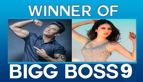 bigg boss 9 grand finale winner
