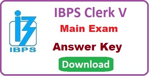 IBPS Clerk Main Answer Key 2015