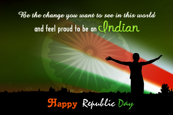 Happy Republic Day SMS Pics