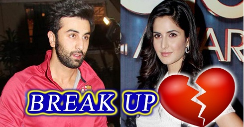 Ranbir Kapoor and Katrina Kaif Break Up