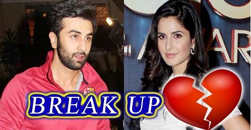 Ranbir Kapoor and Katrina Kaif Break Up