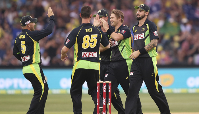 India vs Australia 3rd T20I
