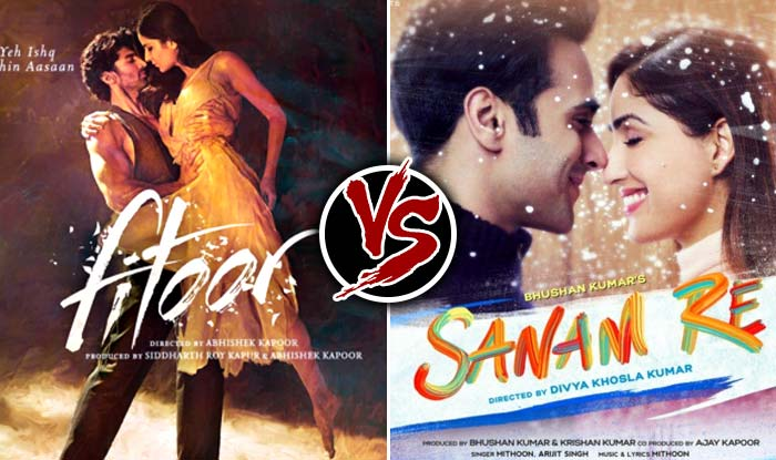 Fitoor Vs Sanam Re Second Day Box Office Collection- Saturday Business