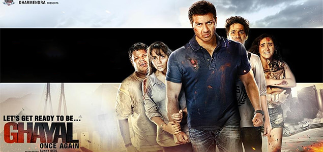 Ghayal Once Again First Day Box Office Collection