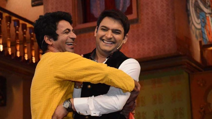 Kapil Sharma is Back with Gutthi In Comedy Style