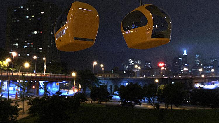 Pod Taxi in Gurgaon