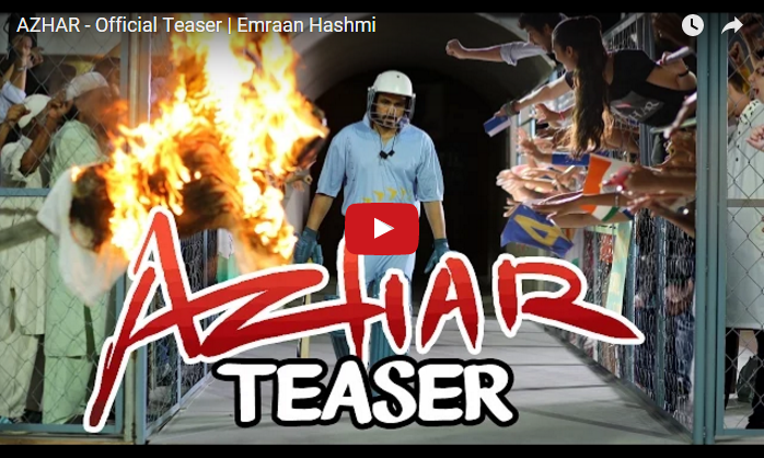 Azhar Official Teaser