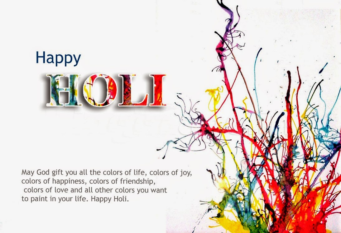 Happy Holi Pics, Photos, Images With Holi Wishes 2016 Download