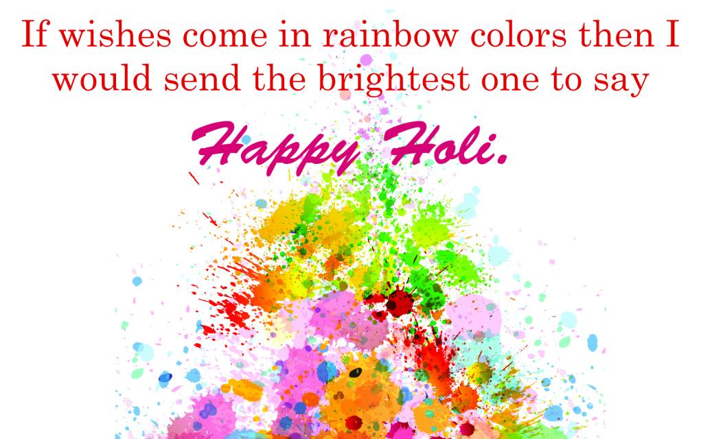 Happy Holi Pics, Photos, Images With Holi Wishes 2016