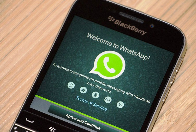 WhatsApp to End Support of Blackberry, Symbian, and Windows Phone Devices