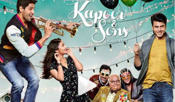 Kapoor and Sons First Day Box Office Collection