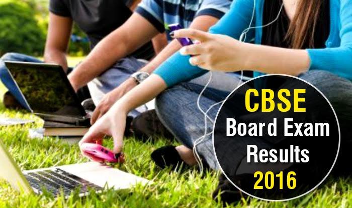 CBSE Board Result 2016