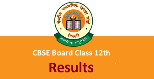 CBSE 12th Board Result 2016
