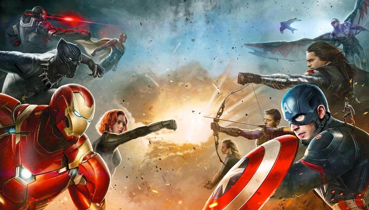 Captain America Civil War Review IMDB, Star Rating 2016