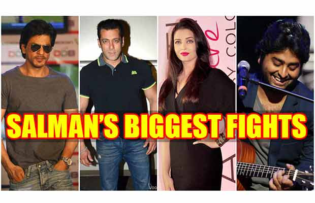 10 Bollywood Celebrities Who Got Serious Clashes with Salman Khan