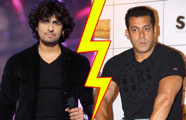 Salman Khan and Sonu Nigam