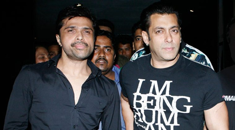Salman Khan and Himesh Reshmmiya
