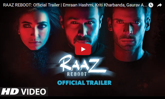 RAAZ REBOOT Official Trailer