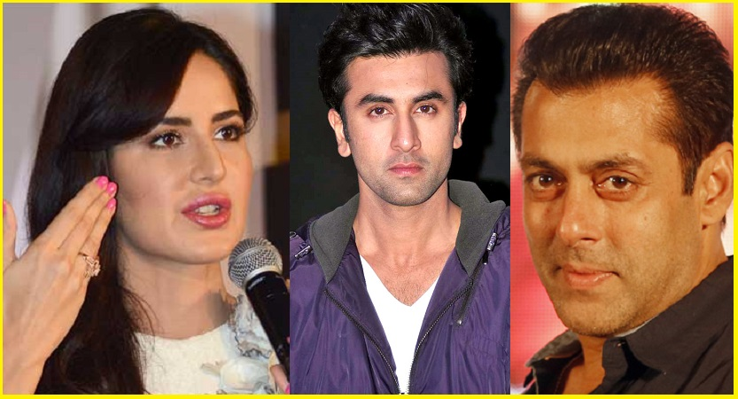 Katrina Kaif Finally Breaks Her Silence On Salman Khan And Ranbir Kapoor