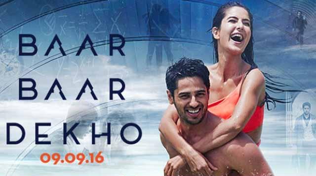 Baar Baar Dekho Box Office Collection Prediction
