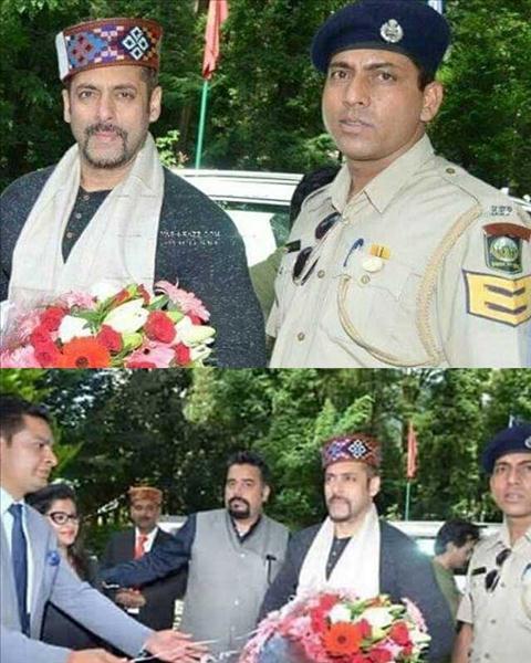 Salman Khan's Look in Tubelight: