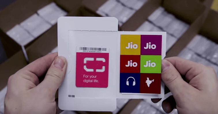 How to Get Jio Sim Online for IOS, Android, Windows Mobile Phones | Free Sim