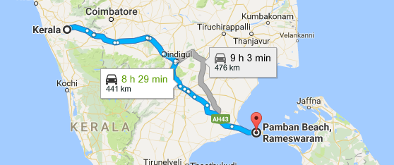 10 Road Trips in India