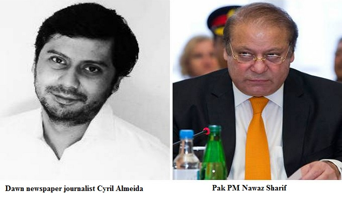 Pakistan Acts Against Journalist Whose Report Denied 3 Times By Nawaz Sharif