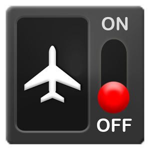 Don't Switch your Smartphone to Airplane Mode During Flight