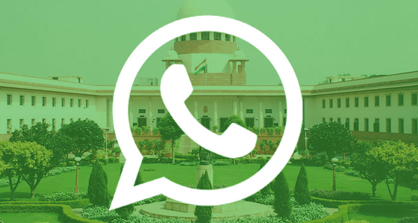 Supreme Court Guaranteed an Agreement that WhatsApp Consumers are not implicating