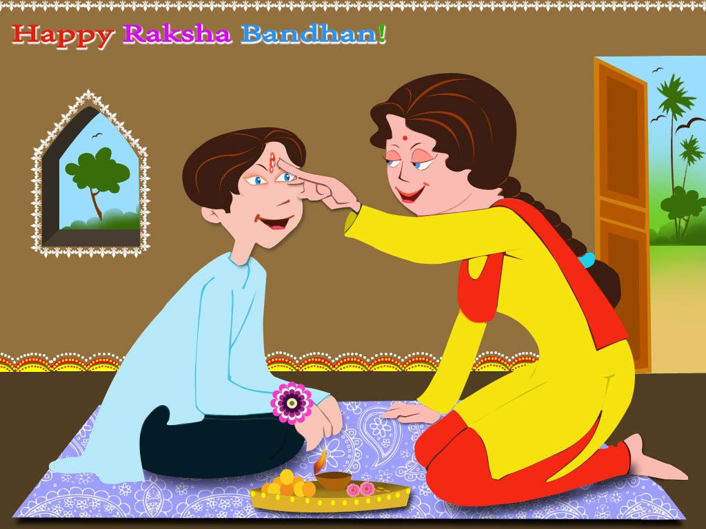 Happy Raksha Bandhan Images, Pics, Photos, Wallpapers
