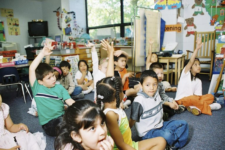 Benefits of Using iPads- kids in class