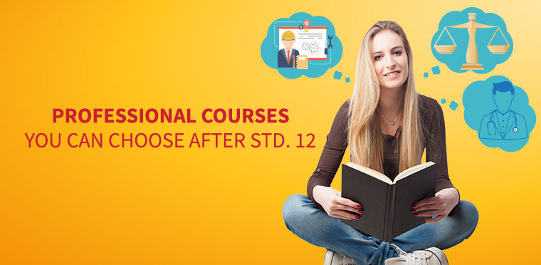 Professional Courses After 12th In India