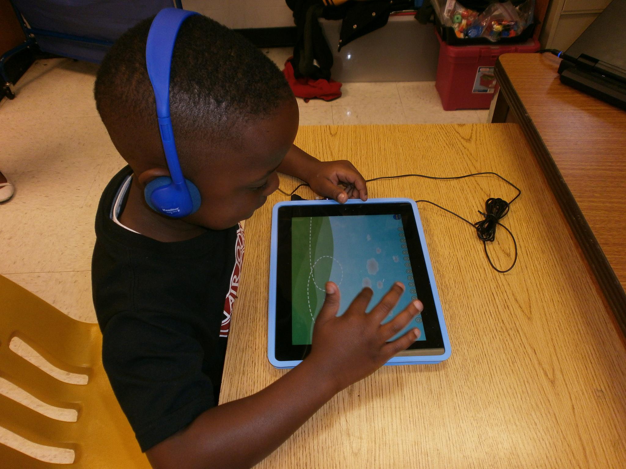 Benefits of Using iPads- kids