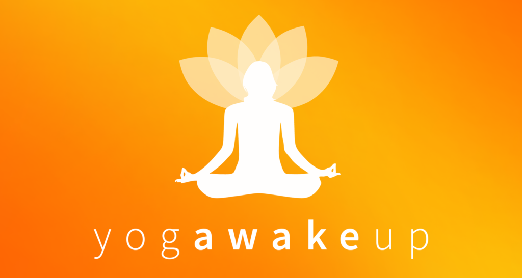 yoga wake up app