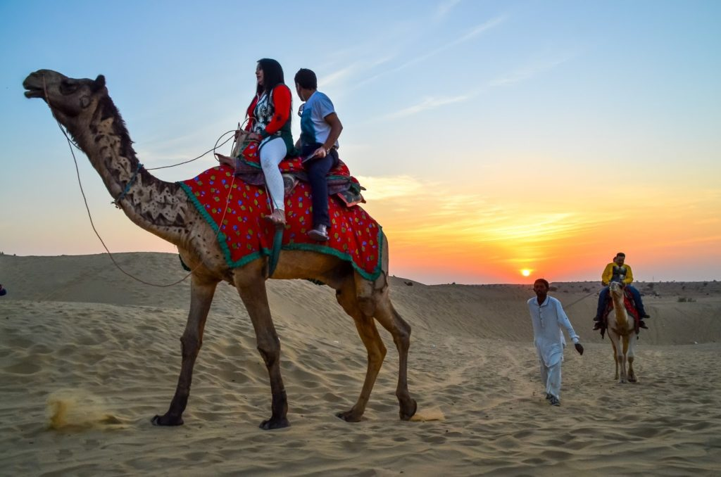 jaisalmer honeymoon destination in India