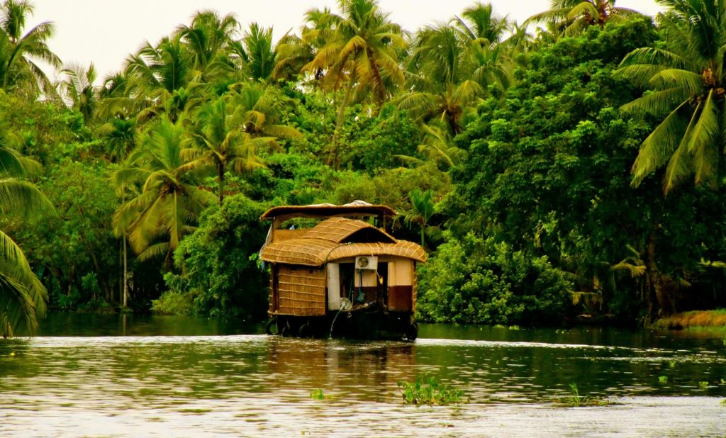 kerala honemoon destination