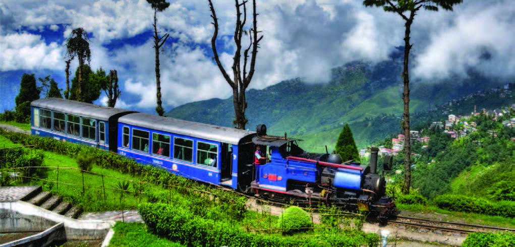 Darjeeling west bengal hill station in India