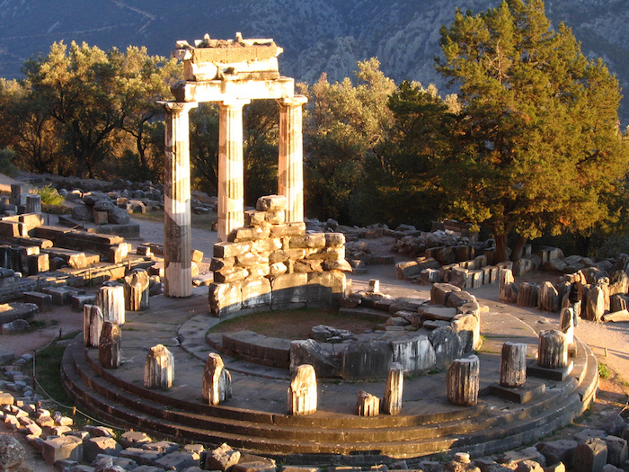 greece Iconic Monuments and Heritage Sites
