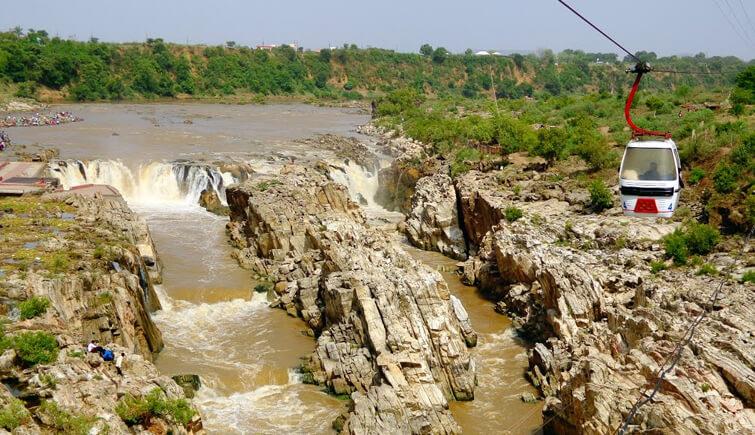 Dhuandhar Ropeway, Madhya Pradesh