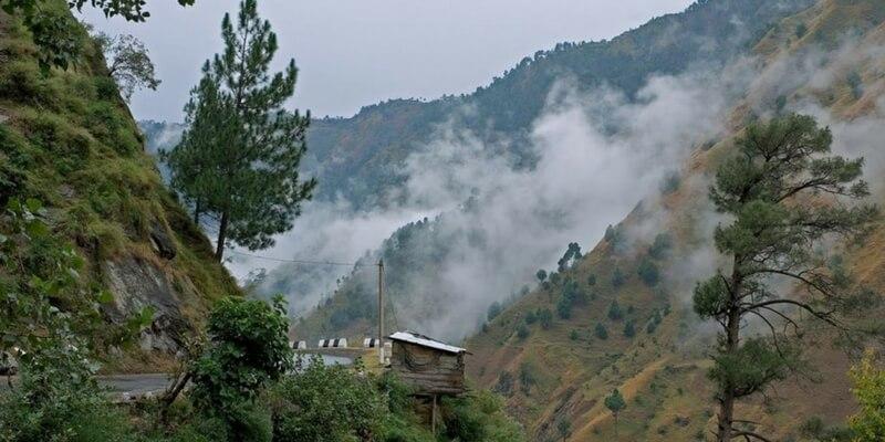 Kasauli- beautiful hill station in india