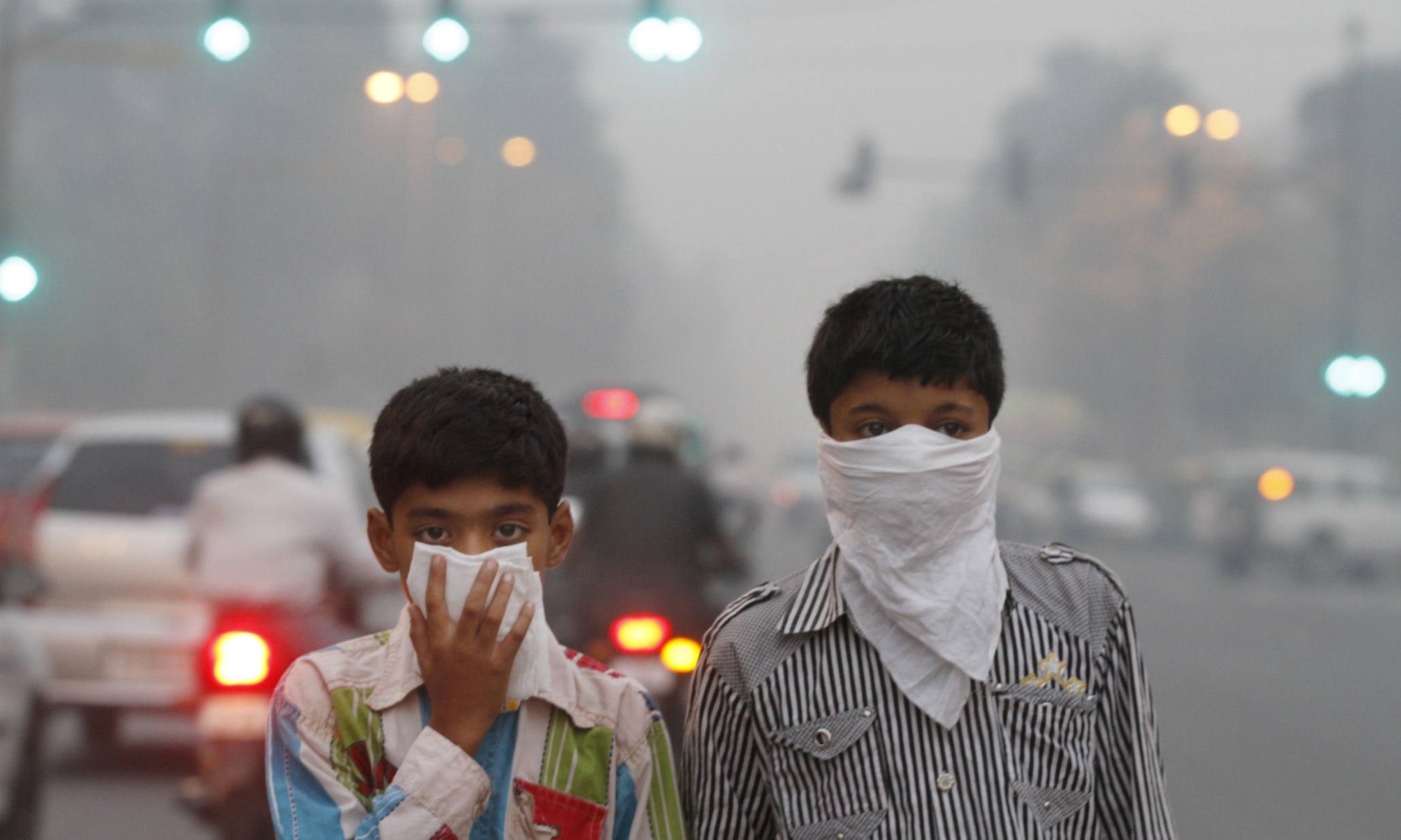 harmful effects of air pollution