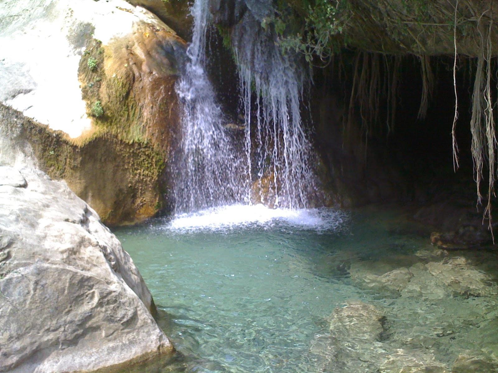 Neer Garh Waterfall rishikesh
