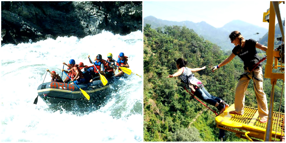 tourist attractions in rishikesh