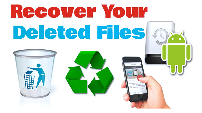 How to Recover Deleted Photos from your Android Smartphone or Tablet